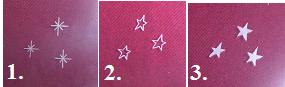 étoiles123