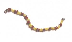 bracelet jade+jaspe