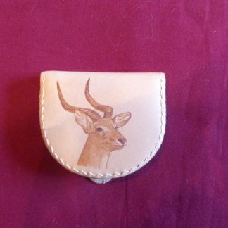 porte-monnaie gazelle