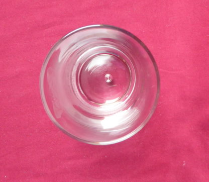 fond verre eau disco